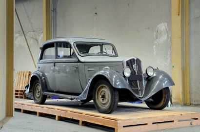 1934 Peugeot 301 Profilée