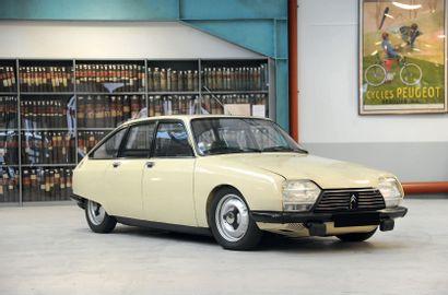 1978 Citroën GSX Berline