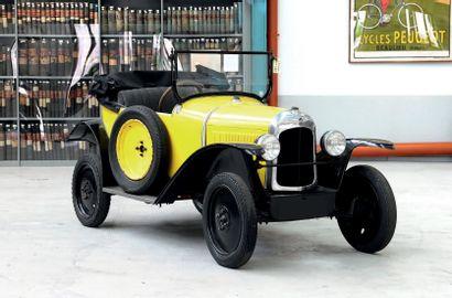 1923 Citroën Type C 5HP Torpédo 2-places