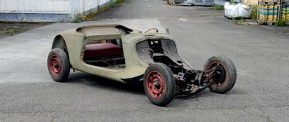 1937 Citroën Traction 7 C Cabriolet