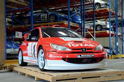2003 Peugeot 206 WRC Showcar