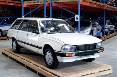 1992 Peugeot 505 SXD Break