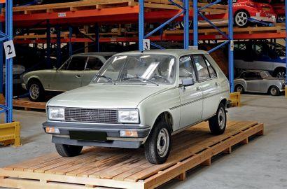 1985 Peugeot 104 GLS Berline