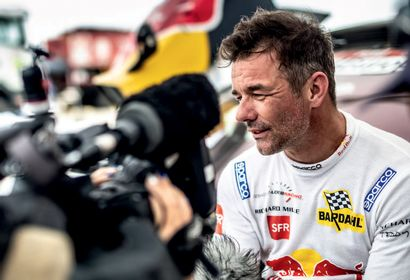 2017 Peugeot 3008 DKR Maxi Ex-Sébastien Loeb 3ème du Dakar 2019 Moins de 10 exemplaires...