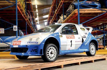 2004 Peugeot 206 WRC Michel Vaillant