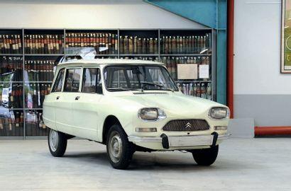 1973 Citroën Ami 8 Break Familial