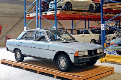 1979 Peugeot 604 TI