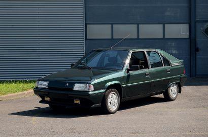 1993 Citroën BX Ourane TD