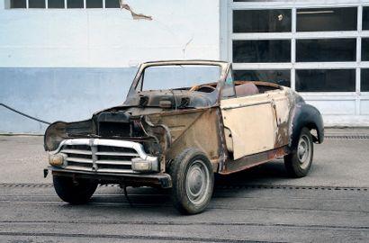 1952 Peugeot 203 Cabriolet (R)