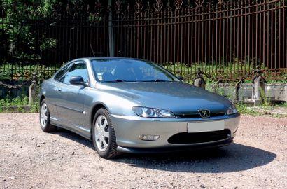 2001 Peugeot 406 coupé V6