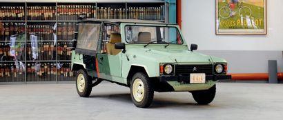 1983 Citroën A 4X4 FAF Croisière Jeune