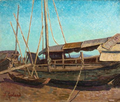 JULES GALAND (1870-1924)