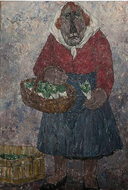AKIRA TANAKA (1918-1982)