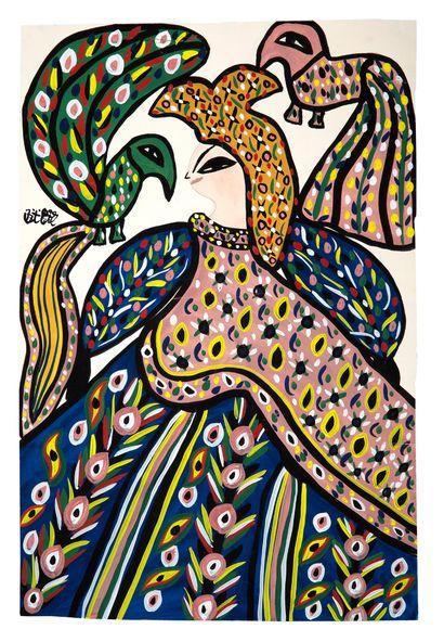 MAHIEDDINE BAYA (1931-1998)