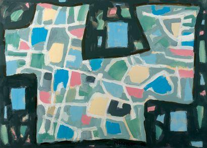 ALFRED MANNESSIER (1911-1993)