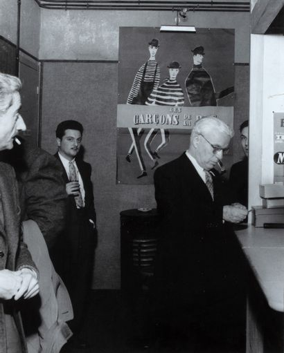 DUDOGNON Georges (1922-2001)