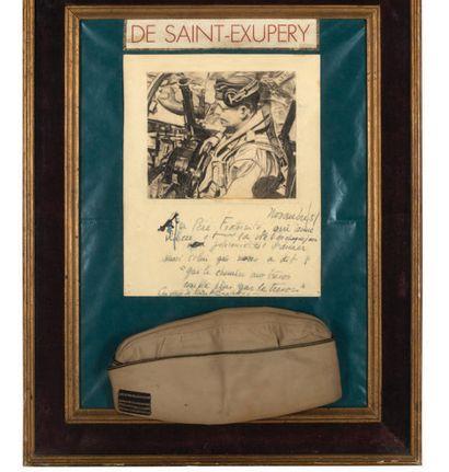 [SAINT-EXUPÉRY ANTOINE DE (1900-1944)]