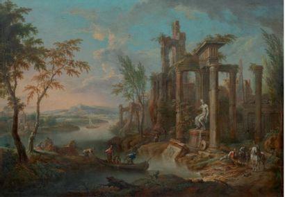 Franz Christophe JANNECK (1703 - 1761)