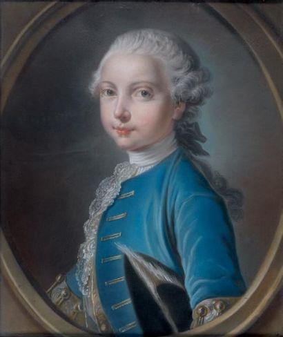 Ecole française, vers 1770, entourage de Louis Michel VAN LOO