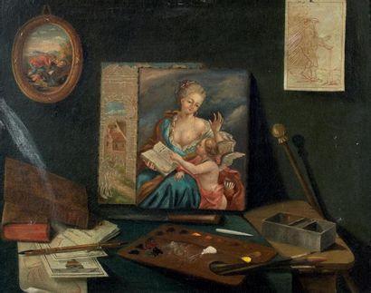 Ecole française, 1773