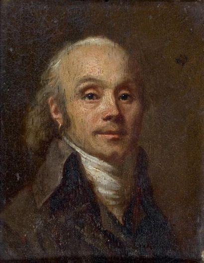 Ecole française vers 1790, entourage de PRUD'HON