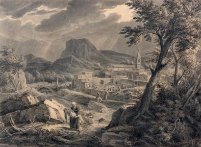 Jean Antoine CONSTANTIN D'AIX (1756 - 1844)