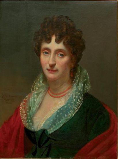 BOREL** Ecole française, 1822