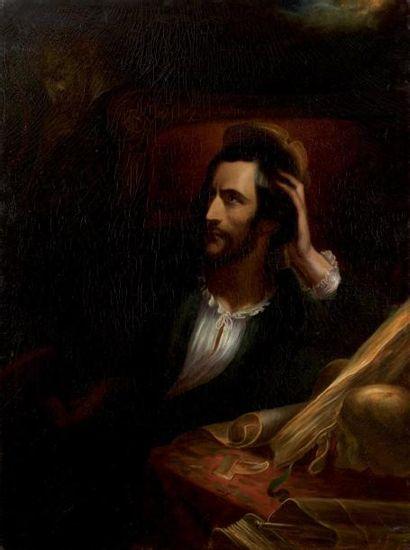 Attribué à Ary SCHEFFER (1795-1858)
