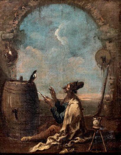 Attribué à Alessandro MAGNASCO (1667 - 1749)