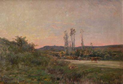 Clovis TERRAIRE (1858-1930)
