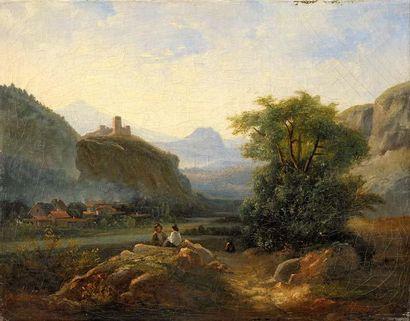 Nicolas-Victor FONVILLE (Thoissey 1805-1856)