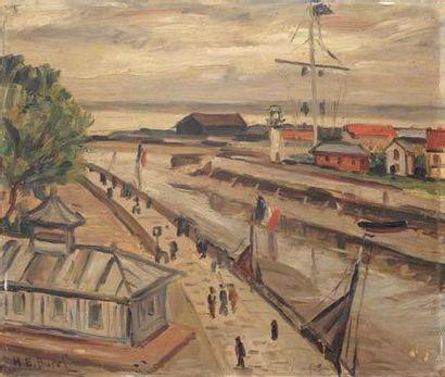 Henry Emile BUREL (1887-1967)