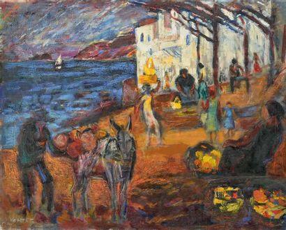 Claude VANIER (dit Simon Abramovitch 1903-1958)