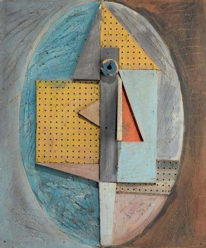 Armand AVRIL (né en 1926)