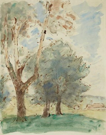 Georges D'ESPAGNAT (1870-1950)