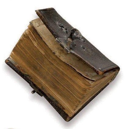 Petit livre de piété «heures nouvelles dediees...