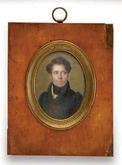 Alphonse JAME (Lyon, 1804-après 1880) Attribué à