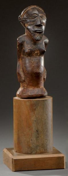 Luba / Songye. (R.D. du Congo) Ancien et...
