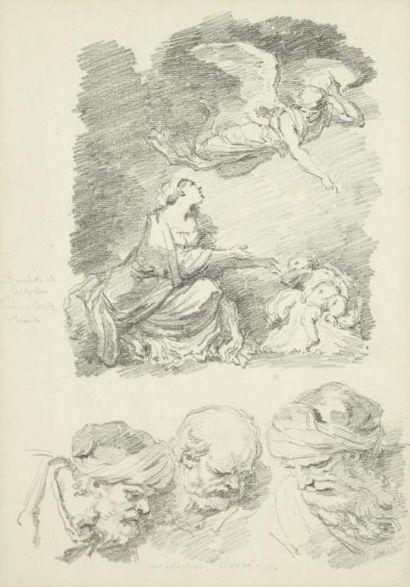 Jean-Honoré FRAGONARD (Grasse, 1732- Paris, 1806)