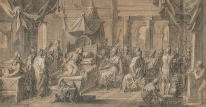François VERDIER (Paris, vers 1651-1730)