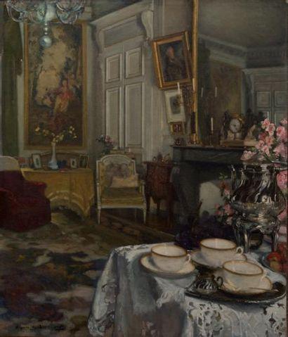Hugues de BEAUMONT (né en 1874)