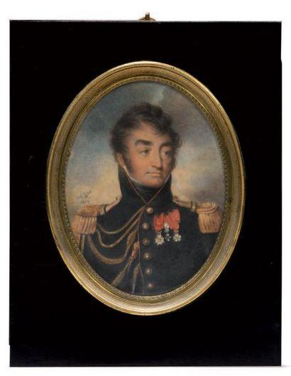 Madame Albertine WEYET (active entre 1806 et 1819)