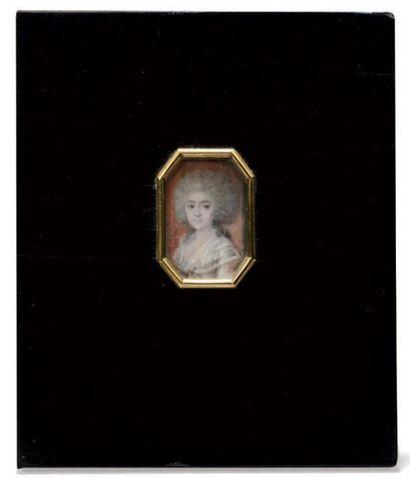 ECOLE FRANÇAISE, VERS 1790