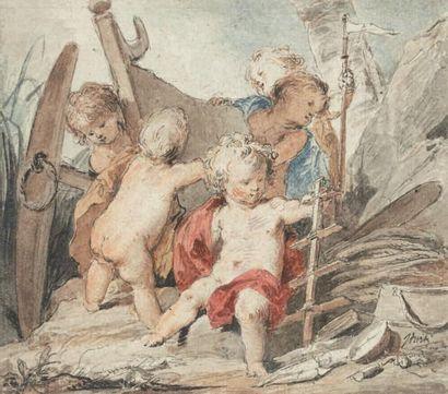 Jacob de WIT (Amsterdam, 1695-1754)