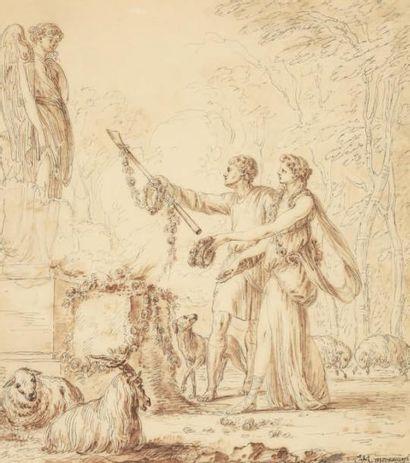 Jean-Michel MOREAU, dit Le Jeune (Paris, 1741-1814)