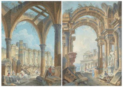 Pierre-Antoine DEMACHY (Paris, 1722-1807)