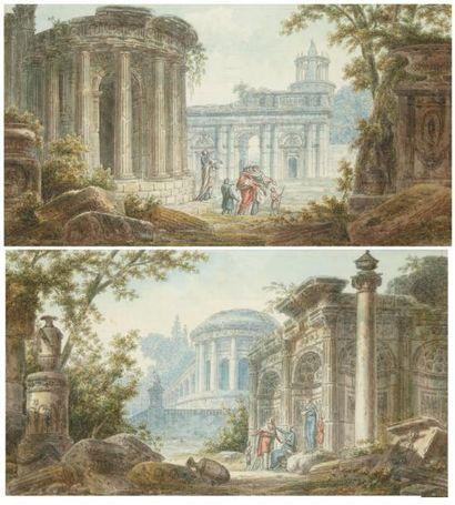 Jean Henry Alexandre PERNET (Paris, vers 1763-vers 1789)