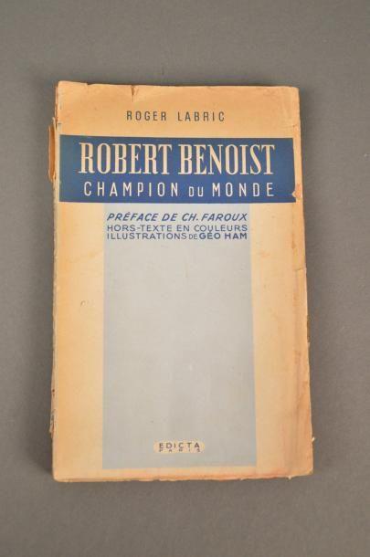 Roger LABRIC Robert Benoist