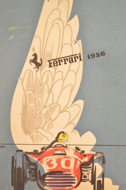 FERRARI YEARBOOK 1956
