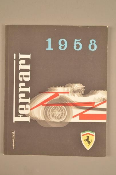 FERRARI YEARBOOK 1958
